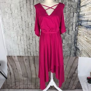 Women's size 16 Plus dress by lane bryant